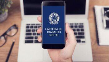 Como recuperar a senha da carteira de trabalho digital?