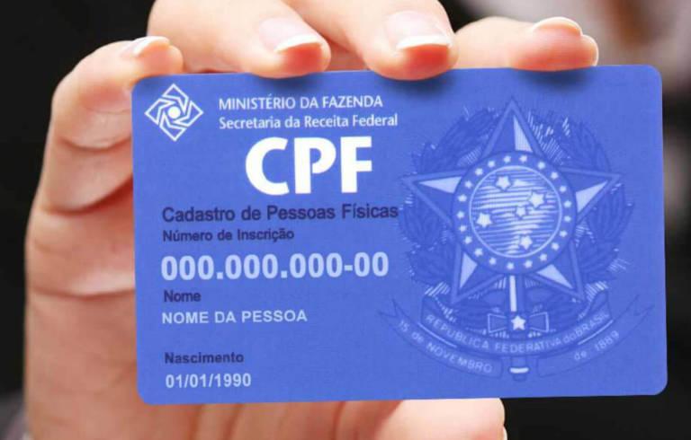 Como saber a data de nascimento pelo CPF?
