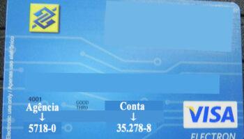 como descobrir agencia banco do brasil?