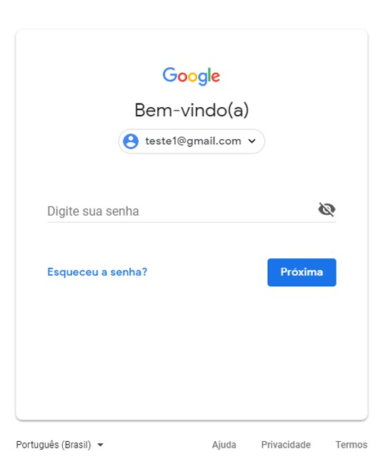 Novo método super simples para gmail entrar direto
